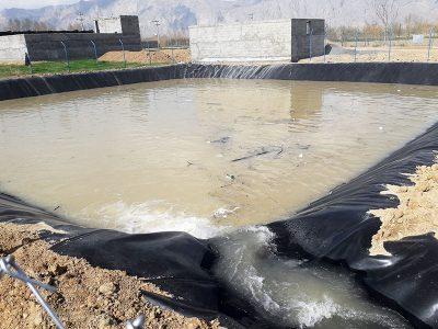 بزرگترین پروژه آبیاری تحت فشار فلاورجان